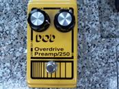 DOD Effect Equipment OVERDRIVE PREAMP/250